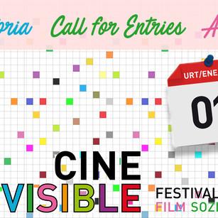 Convocatoria 13º Cine Invisible