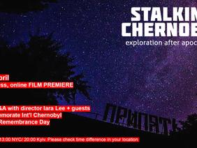 "Premiere online: Iara Lee zuzendariaren ""Stalking Chernobyl"" dokumentala"