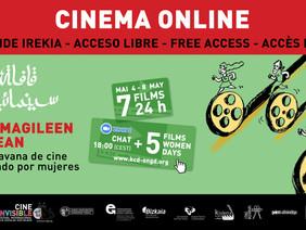 "CINEMA ONLINE - ""Zinemagileen artean"" 9ª Caravana de Cine realizado por Mujeres"