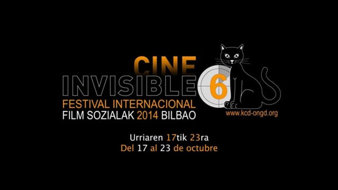 "PROMO - 6º FESTIVAL INTERNACIONAL DE CINE INVISIBLE ""FILM SOZIALAK"" BILBAO 2014"