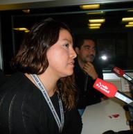 Entrevista Radio Paula Martinez Mora