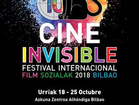 10º Festival Cine Invisible Bilbao 2018: Obras seleccionadas / Hautatutako filmak / Selected films f