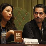 Paula Martínez eta Carlos Roberto Vargas Cisneros