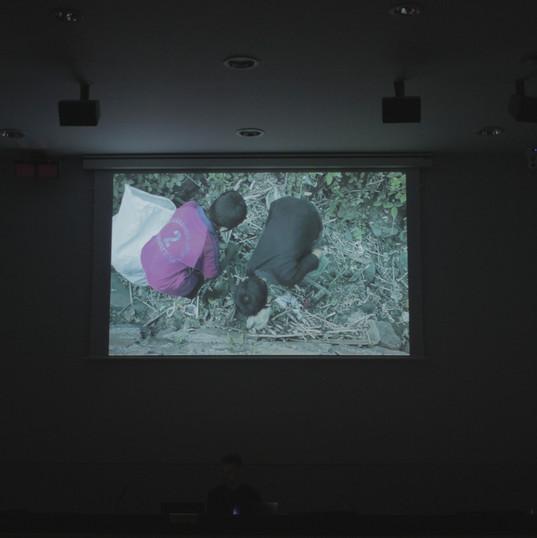 Exposicion video