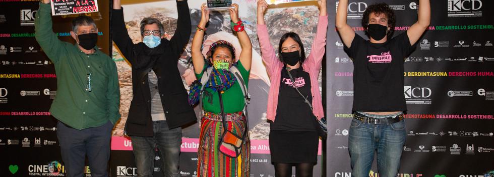 fotos clausura festival cine invisible20