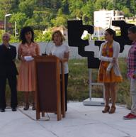 Presentación de Libro y cursos de verano UPV: Carmelo Garitaonandia, Miren Gabantxo, Carmen Agoues, Ariagna Fajardo y Juan Carlos Vazquez