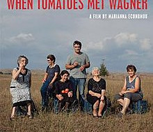 CINEMA ONLINE - When tomatoes met Wagner - Zoom Webinar Mai-May 05/06 18:00h Bilbao (CEST)