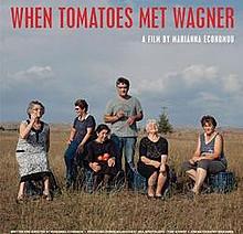 CINEMA ONLINE - When tomatoes met Wagner - Zoom Webinar Mai-May 05/06 18:00h Bilbao (CEST)