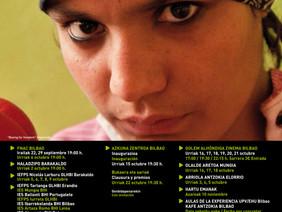 """Ya tenemos cartel y promocional del 7° Festival Internacional de Cine Invisible """"Film Sozialak&"""