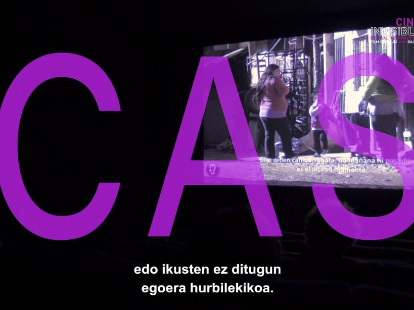 "AFTERMOVIE - 8º FESTIVAL INTERNACIONAL DE CINE INVISIBLE ""FILM SOZIALAK"" BILBAO 2016"
