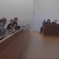 Richard Bacete, Pilar Kaltzada eta Rafa Sanchez