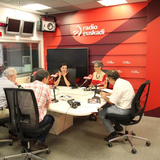 Radio euskadi elkarrizketa