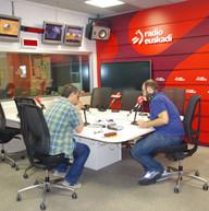 Entrevista Radio Euskadi