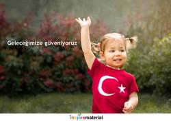 23 Nisan Ulusal Egemenlik ve Çocuk Bayramımız kutlu olsun.