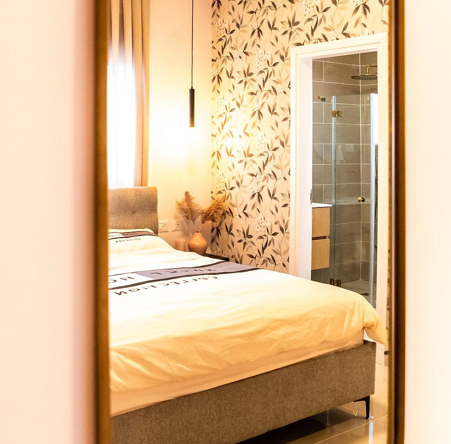 חדר השינה של אילן וסיון, נהריה