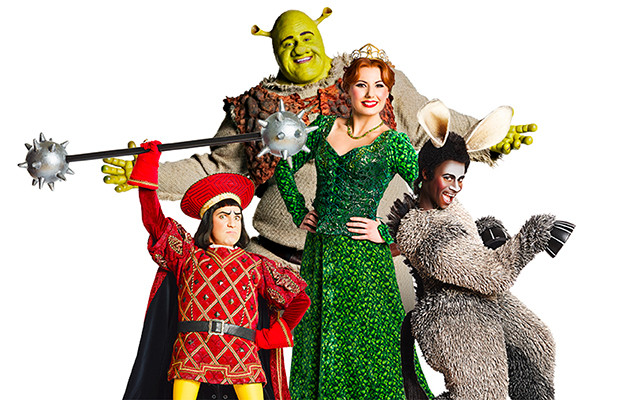 Shrek! The Musical