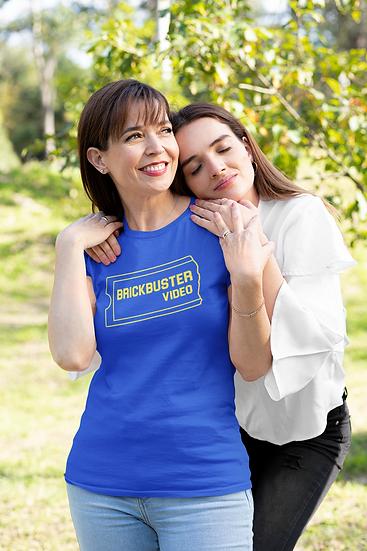Brickbuster Video Logo Tee (Adult)