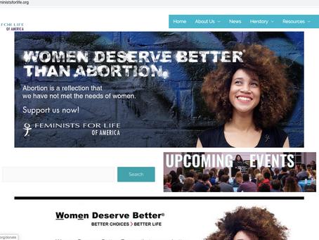 Pro-Life Feminist Techno-Activism