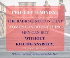 Pro-Life Feminism In Action Techno-Style