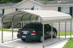 12X21X6 REGULAR CARPORT