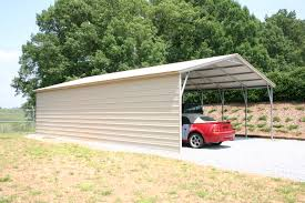 CARPORT ONE SIDE COVER