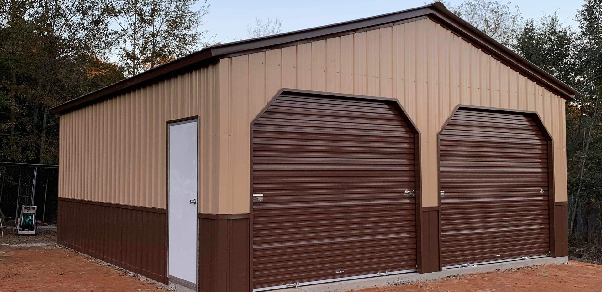 All vertical Garages