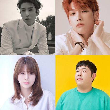 SF9 인성-휘영-김누리-문상훈 '독고빈은 업뎃중' 출연확정