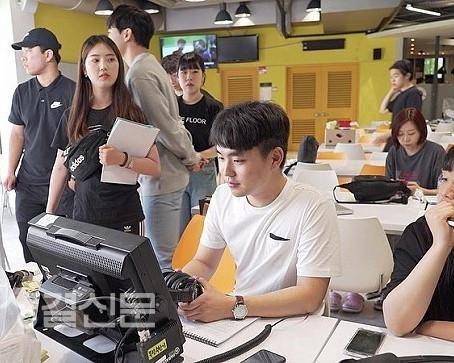이사람/영상콘텐츠 제작사 '크로스마스' 대표 홍충기 청년(신길교회)