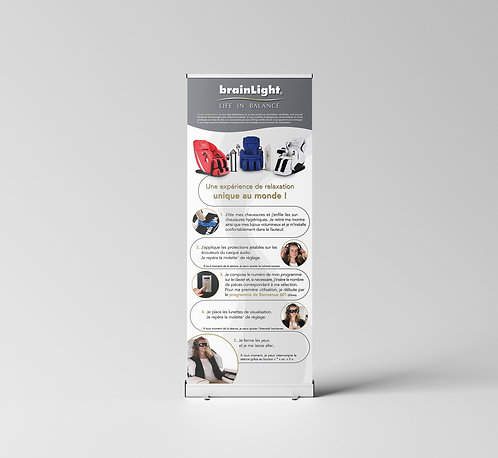 Roll-up Universel