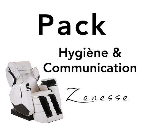 Pack hygiène et communication ZENESSE