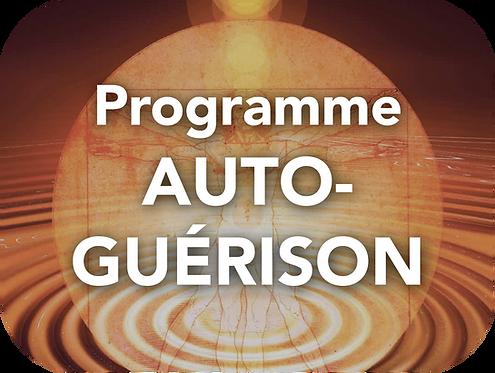 Programme AUTO-GUÉRISON