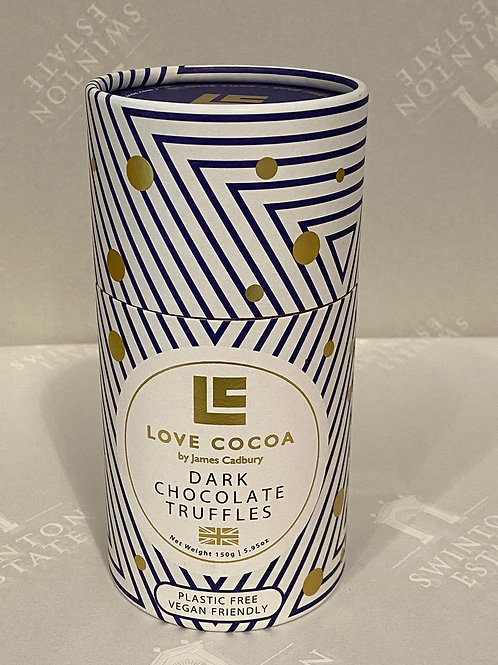 Love Cocoa Orgabic Dark Chocolate Truffles (Vegan Friendly)