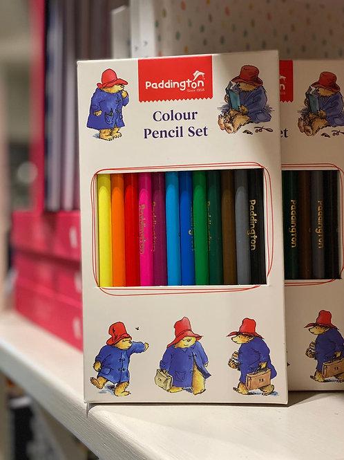 Paddington Colour Pencil Set