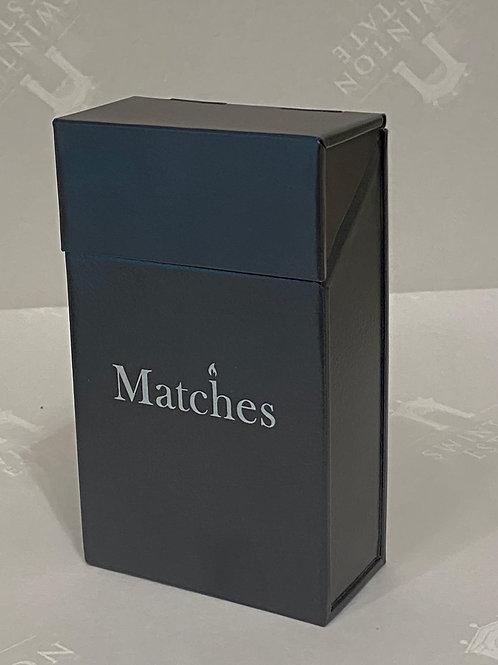 Steel Match Box