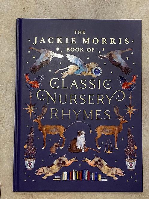 Jackie Morris Book of Classic Nursery Rhymes