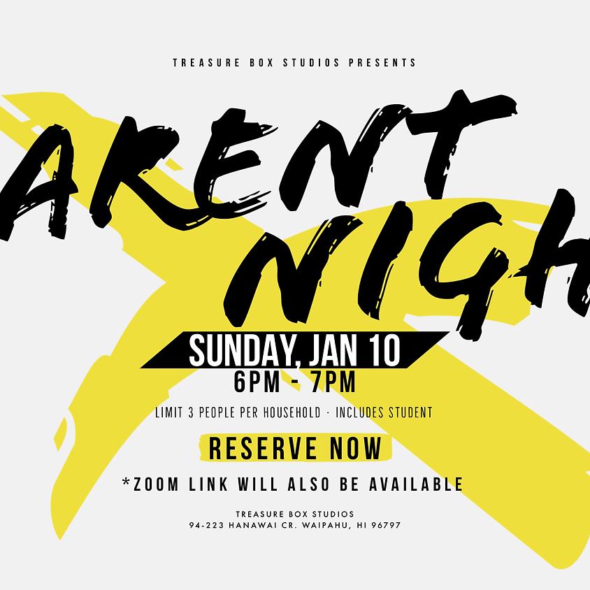 Parent Night 2021