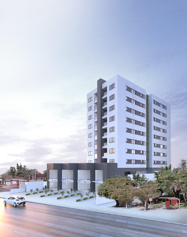 Edifício Residencial e Comercial