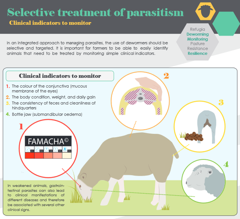 Canadian Fact Sheets on Parasites