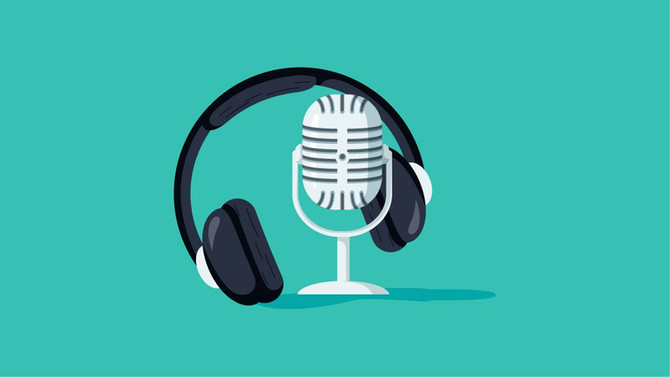 Two New Podcasts