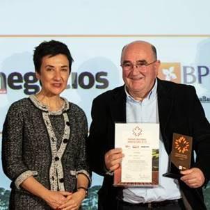 Mel Português eleito Produto de Excelência