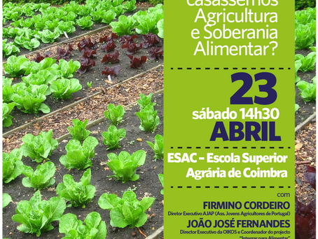 Encontro Nacional sobre Política Agrícola e Alimentar