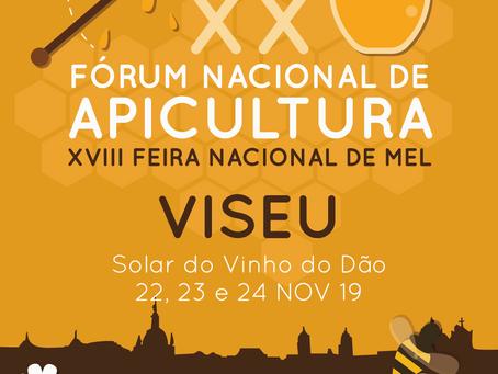 XX Fórum Nacional de Apicultura