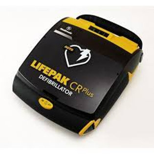 LIFEPAK CR Plus AED Kit Fully automatic AHA voice prompt