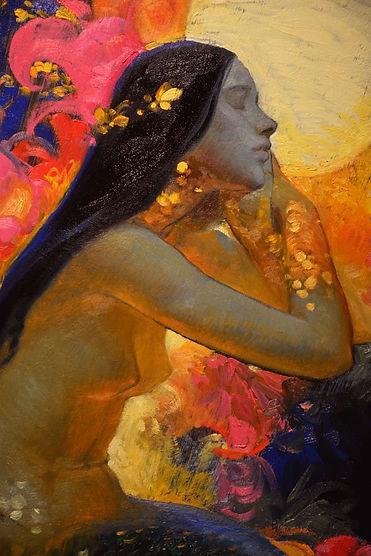 Mother nature - Mama Gaia - Dakini Dance