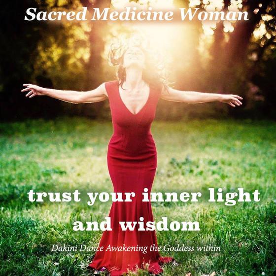 Sacred Medicine Woman