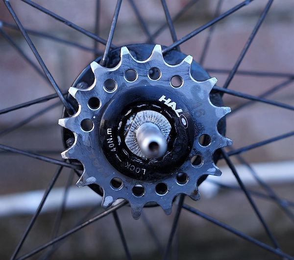 single speed bike bicycle velo rad cog