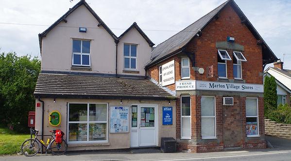 Marton village store