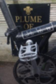 pedal bicycle bike