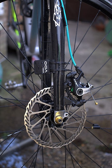 disc brake wheel fork bike bicycle