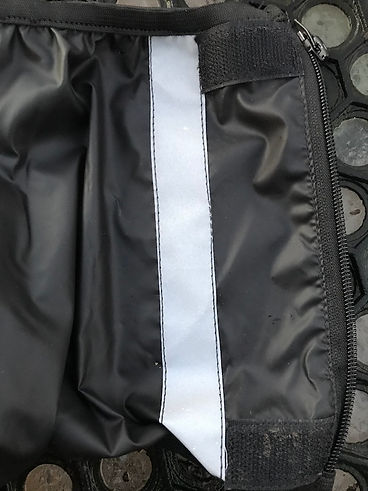 reflective shoe cover bike cycling gear foot over